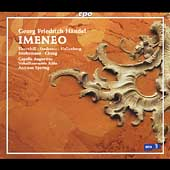 Handel: Imeneo / Spering, Hallenberg, Stojkovic, et al