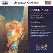 American Classics - S. Adler: Symphony no 5, etc / Adler