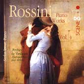 SCENE  Rossini: Piano Works Vol 4 / Steffen Irmer