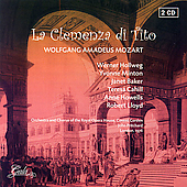 Mozart: La Clemenza di Tito;  Wagner / Pritchard, Masur