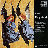 Bach: Magnificat, Cantata BWV 80 / Herreweghe, et al