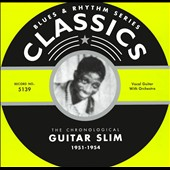 Guitar Slim (Eddie Jones): 1951-1954