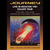 Journey (Rock): Live in Houston 1981: The Escape Tour [DVD/CD]