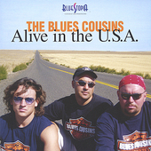 The Blues Cousins: Alive in America