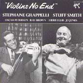 Stéphane Grappelli/Stuff Smith: Violins No End