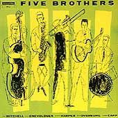 Herbie Harper Quintet: Five Brothers