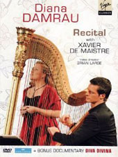 Diana Damrau: Recital at Baden Baden & Documentary 'Diva Divina' [DVD]