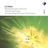Bach: Toccata & Fugue in D minor, Passacaglia, etc / Tachezi