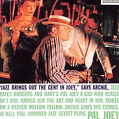 Chamber Jazz Sextet: Chamber Jazz Sextet Plays Pal Joey