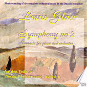L. Glass: Symphony no 2, Fantasia / Todorov, Smilkov, et al