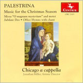 Palestrina: Music for the Christmas Season / Miller, et al