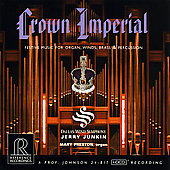 Crown Imperial - Walton, Gabrieli, etc
