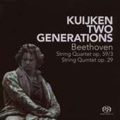 Kuijken Two Generations - Beethoven: Quartets