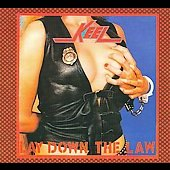 Keel: Lay Down the Law [Digipak]
