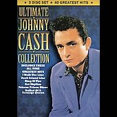 Johnny Cash: Ultimate Johnny Cash Collection [Box]