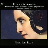 Schumann: Piano & Chamber Music Vol 4 / Eric Le Sage