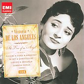 Icon - Victoria de los Angeles - The Voice of an Angel Sings Puccini, Verdi, etc