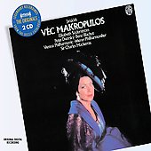 Janacek: Vec Makropulos; Lachian Dances