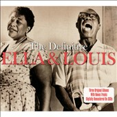 Ella Fitzgerald/Louis Armstrong: The Definitive