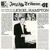 Lionel Hampton: The Complete Lionel Hampton, Vol. 1-2 (1937-1938)