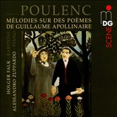 Poulenc: Songs after Poems by Guillaume