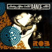 Rob (Afrob-Beat): Funky Rob Way [Digipak]