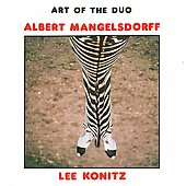 Lee Konitz/Albert Mangelsdorff: Art of the Duo