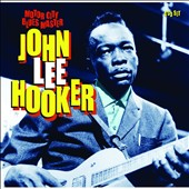 John Lee Hooker: Motor City Blues Master