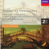 Vivaldi: La Stravaganza / Marriner, St. Martin in the Fields