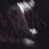 Cedar Walton: Blues for Myself