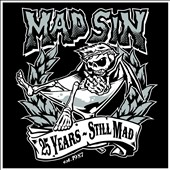 Mad Sin: 25 Years: Still Mad [Bonus DVD]