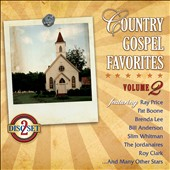 Various Artists: Country Gospel Favorites, Vol. 2