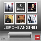 Five In One: Leif Ove Andsnes - Five Classic Albums