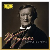 Wagner: Complete Operas [Limited Edition] / Various artists [43 CDs]