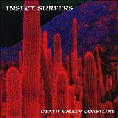 Insect Surfers: Death Valley Coastline