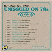 Various Artists: Unissued on 78s, Vol. 2: Hot Jazz 1926-1932