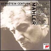 Bernstein Century - Mahler: Symphonies no 2 & 8, etc