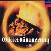 Wagner: Gotterdammerung / Wolfgang Windgassen, Birgit Nilsson, Dietrich Fischer-Dieskau, Gottlob Frick / Christa Ludwig and Dame Gwyneth Jones