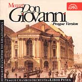 Mozart: Don Giovanni / Pesek, Z&#237;tek, Berman, et al