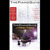 The Piano Guys: A Family Christmas [Box with Baby Grand] *
