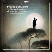 Franz Schubert: Piano Sonatas; Moments musicaux / Michael Korstick, piano