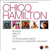 Chico Hamilton: The Complete Remastered Recordings on Black Saint & Soul Note