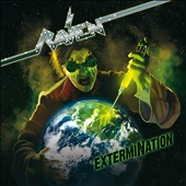 Raven (UK Band): Extermination [Digipak]