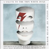 Various Artists: A Salute to the Thin White Duke - The Songs of David Bowie [10/2]