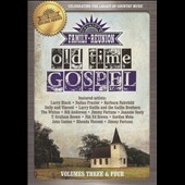 Various Artists: Country Family Reunion: Old Time Gospel, Vol. 3-4