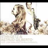 Mind Games: Mind Games Plays Stan Getz & Astrud Gilberto [Digipak] *