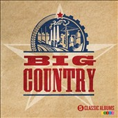 Big Country: Five Classic Albums [Slipcase] *