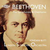 Beethoven: The Symphonies & Overtures / Yondani Butt, London Symphony Orchestra