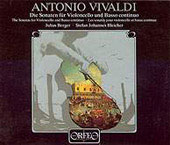 Vivaldi: The Sonatas for Violoncello and Basso continuo