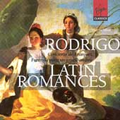 Latin Romances - Rodrigo, Villa-Lobos, et al / Isbin, et al